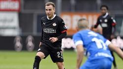 Ist wieder einsatzbereit:PSV-Profi Mario Götze