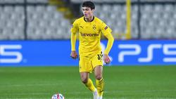 Giovanni Reyna hat seinen Vertrag beim BVB verlängert