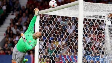 Gabor Kiraly traut der ungarischen Fußball-Nationalmannschaft bei der EM viel zu