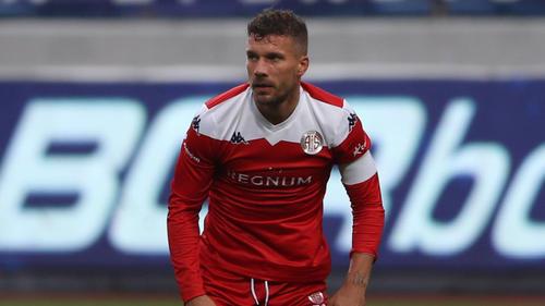 Lukas Podolski erlebt bei Antalyaspor keine einfache Zeit
