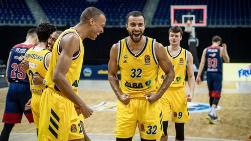 ALBA Berlin hat in der EuroLeague endlich wieder gewonnen