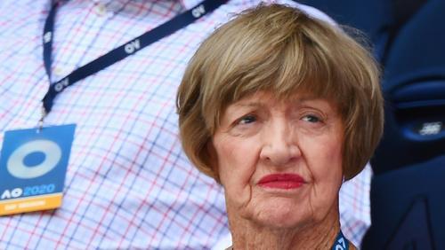 Will ihre Auszeichnung nicht zurückgeben: Margaret Court