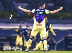 Club América volvió a la senda del triunfo.