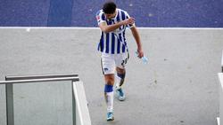 Hertha muss weiter auf Sami Khedira verzichten