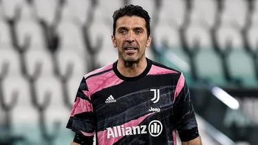 Buffon kehrt 26 nach seinem Debüt in die Heimat zurück