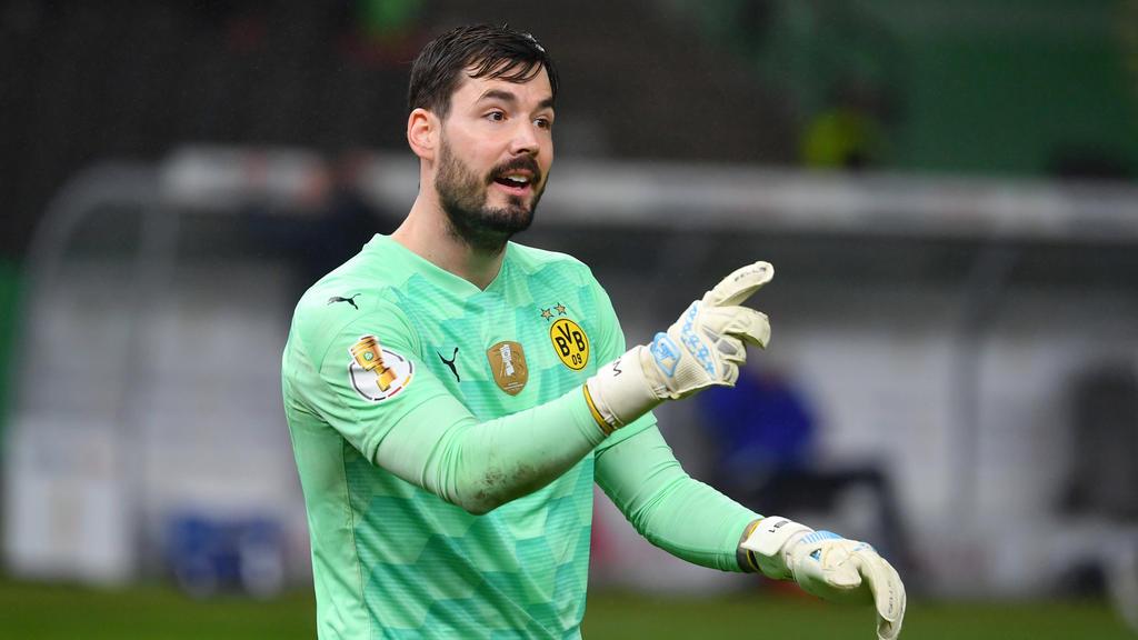 Roman Bürki wird den BVB wohl noch verlassen