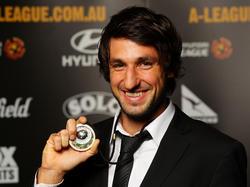 Thomas Broich ist Fußballer des Jahres in Australien