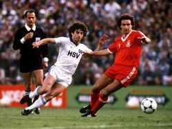 1980: Der Hamburger SV unterliegt Nottingham im Landesmeister-Finale