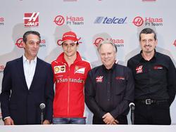 Das neue Formel-1-Team Haas Ferrari
