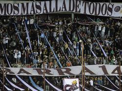 Fans del Lanús. (Foto: Imago)