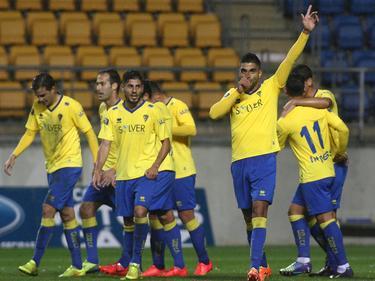 El Cádiz se escapa a ocho puntos del segundo clasificado como líder del Grupo IV. (Foto: Imago)