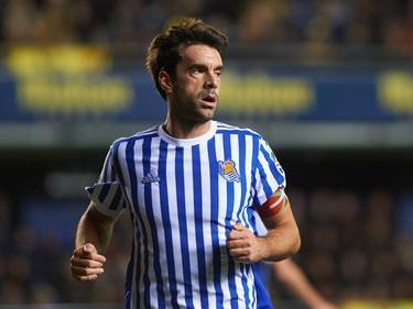 Xabi Prieto no volverá a vestir la camiseta de la Real Sociedad. (Foto: Imago)