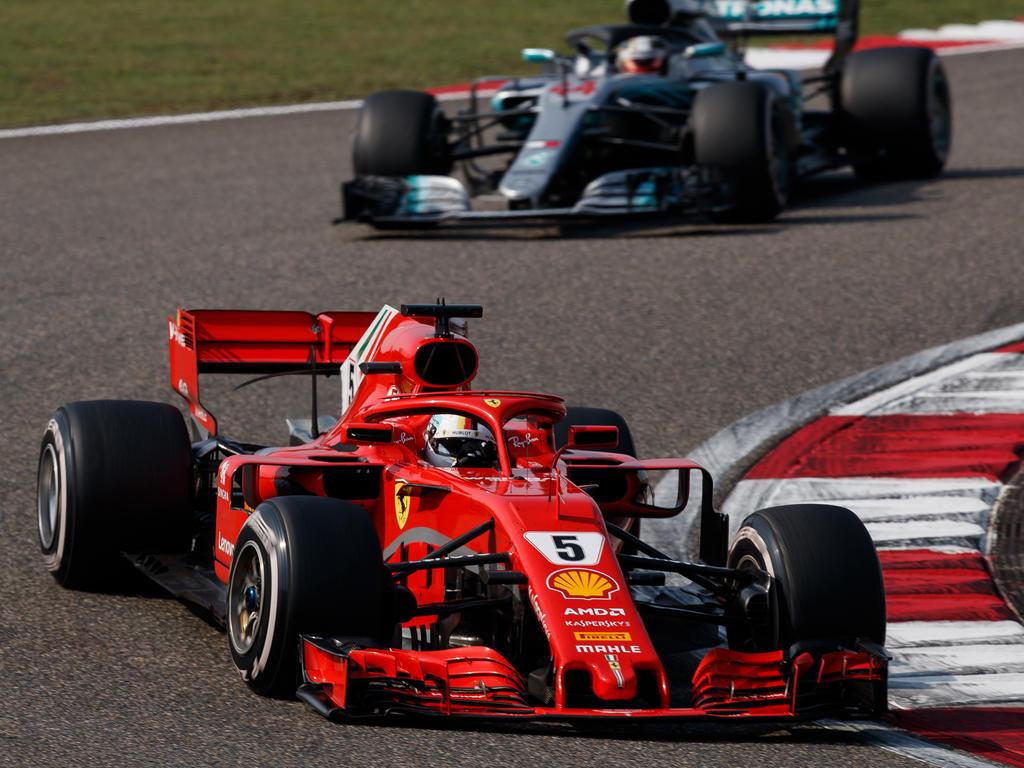 In Monaco kommt es erneut zum Duell zwischen Vettel und Hamilton