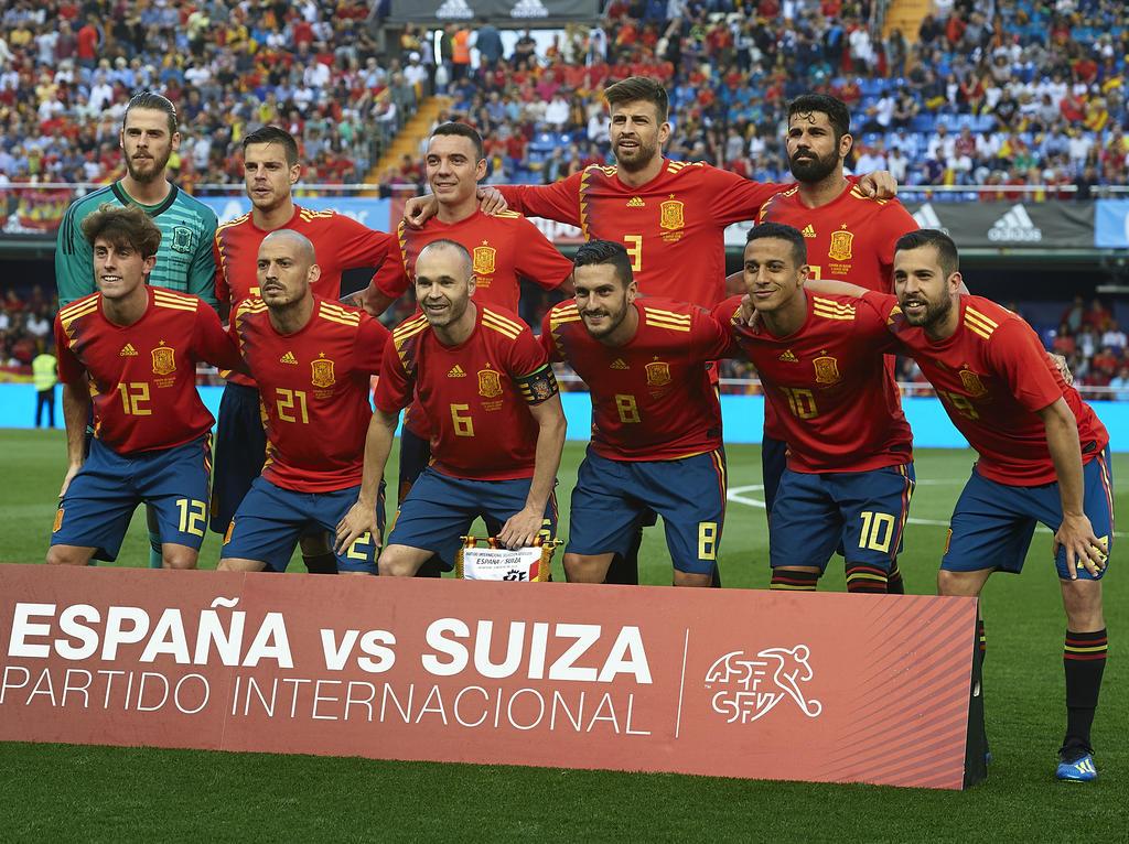 Spanien gilt als einer Top-Favoriten bei der Fußball-WM