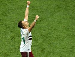 Javier Hernández will Geschichte schreiben