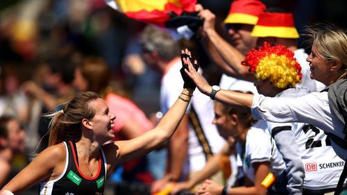 Deutschlands Hockey-Damen wollen bei der Weltmeisterschaft in London wieder unter die Top Vier gelangen