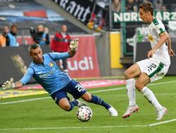 Ramazan Özcan (l.) wurde sogar zum Spieler des Tages gekürt. © imago/Hufnagel/Jan Hübner