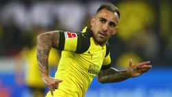 Paco Alcácer hat Probleme mit dem Oberschenkel