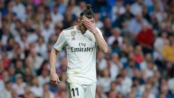 Gareth Bale und Real Madrid sind seit drei Spiel ohne Tor