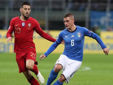 Pizzi (links) hat es mit Portugal geschafft