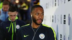 Raheem Sterling wurde an der Stamford Bridge lautstark beschimpft