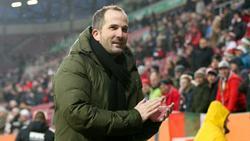 FCA-Coach Manuel Baum will den Aufwärtstrend fortsetzen