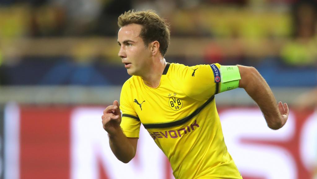 1fd66d5f167c99 BVB  Neuer Neuner mit der 10  Mario Götze erfindet sich bei Borussia ...