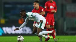Die Borussia aus Gladbach verpasste den Dreier gegen Freiburg
