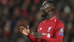 Naby Keita fehlt dem FC Liverpool beim FC Bayern