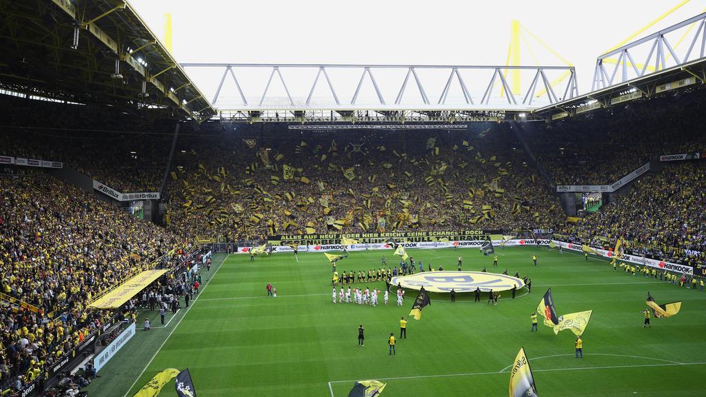 BVB: 45 Jahre Westfalenstadion