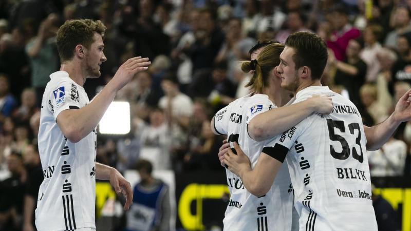 Der THW Kiel sorgte für den sechsten Europapokal-Platz der HBL