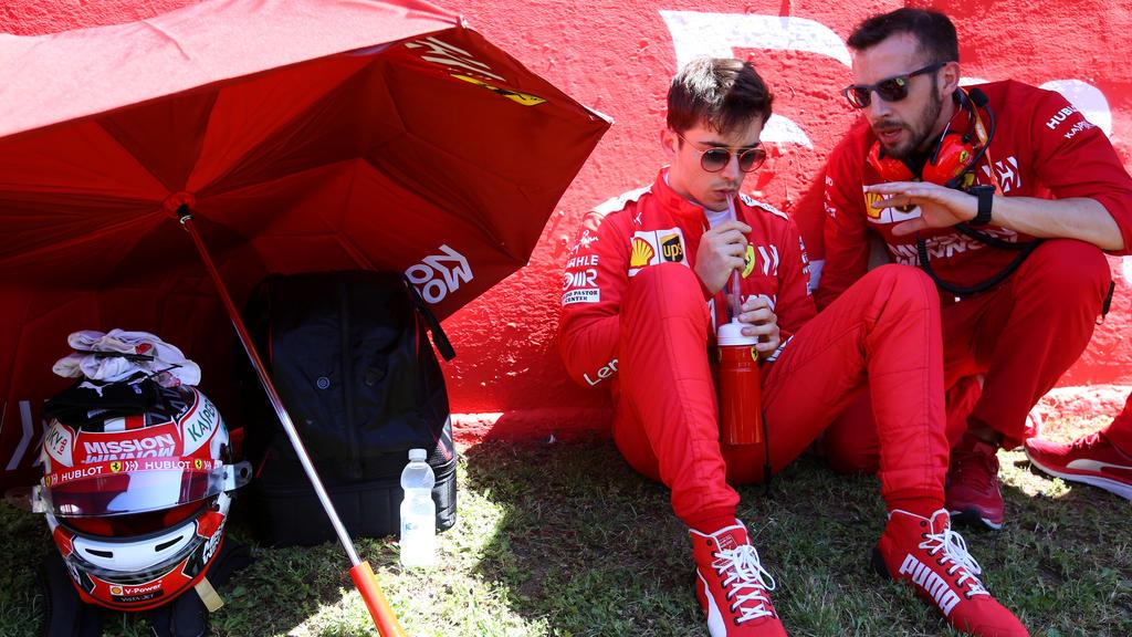 Hat sich Ferrari in der Entwicklung des SF90 verspekuliert?