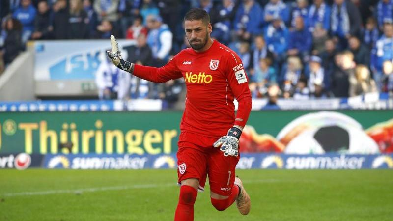Steht vor einem Wechsel nach Hoffenheim: Philipp Pentke