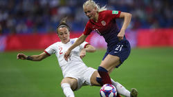 WM 2019: Norwegen - England 0:3