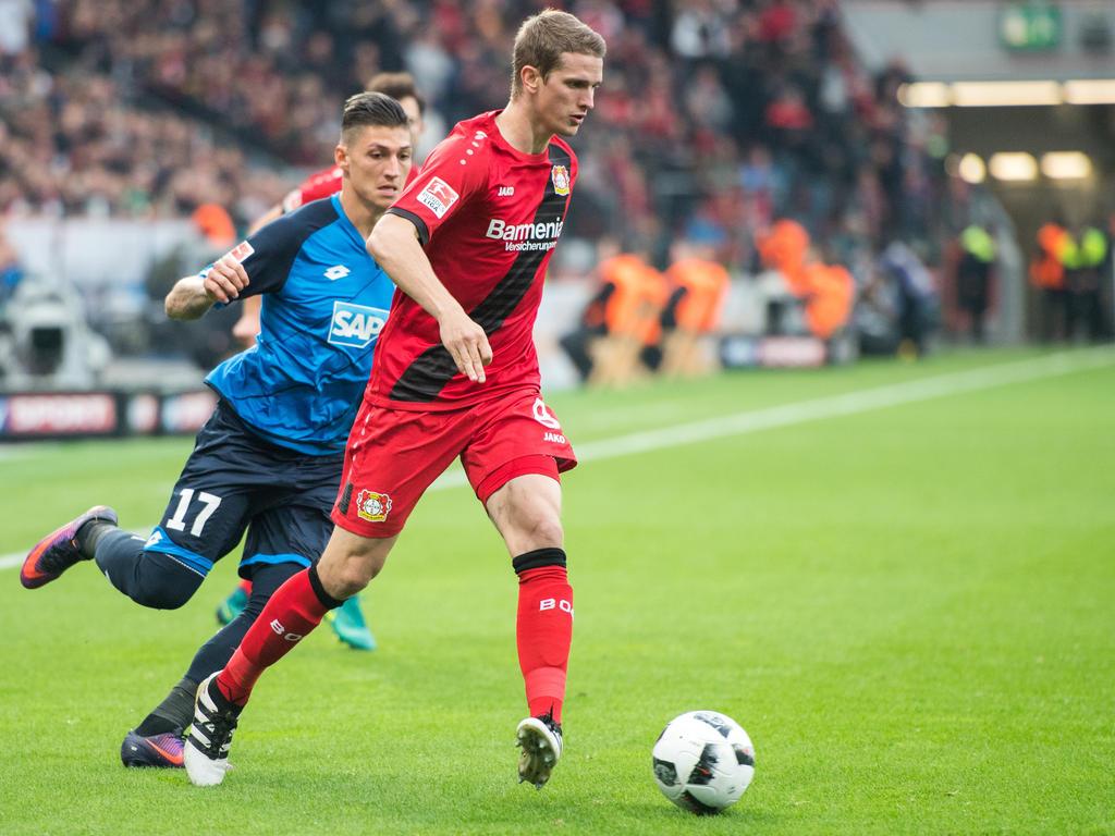 Lars Bender verletzte sich im Spiel gegen Hoffenheim