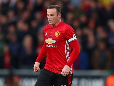 Wayne Rooney will sich bei Manchester United durchbeißen