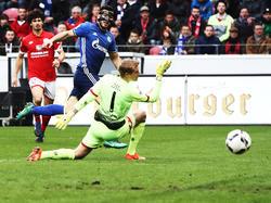 El bosnio Kolasinac marcó el único gol del partido. (Foto: Getty)