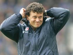 Olaf Marschall spielte einst für Lok Leipzig im Europapokal