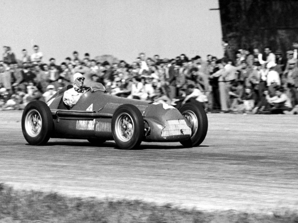 Start Einer ära Der Erste Grand Prix Der Formel 1