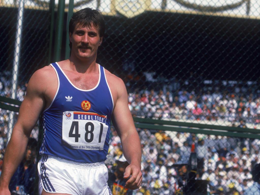 Diskuswurf Weltrekord