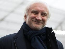 Rudi Völler glaubt an Pokal-Erfolg der Leverkusener