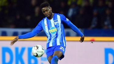Will Hertha BSC und dem DFB die Treue halten: Jordan Torunarigha