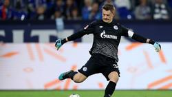 Alexander Nübel zeigte im Trikot des FC Schalke 04 eine gute Leistung