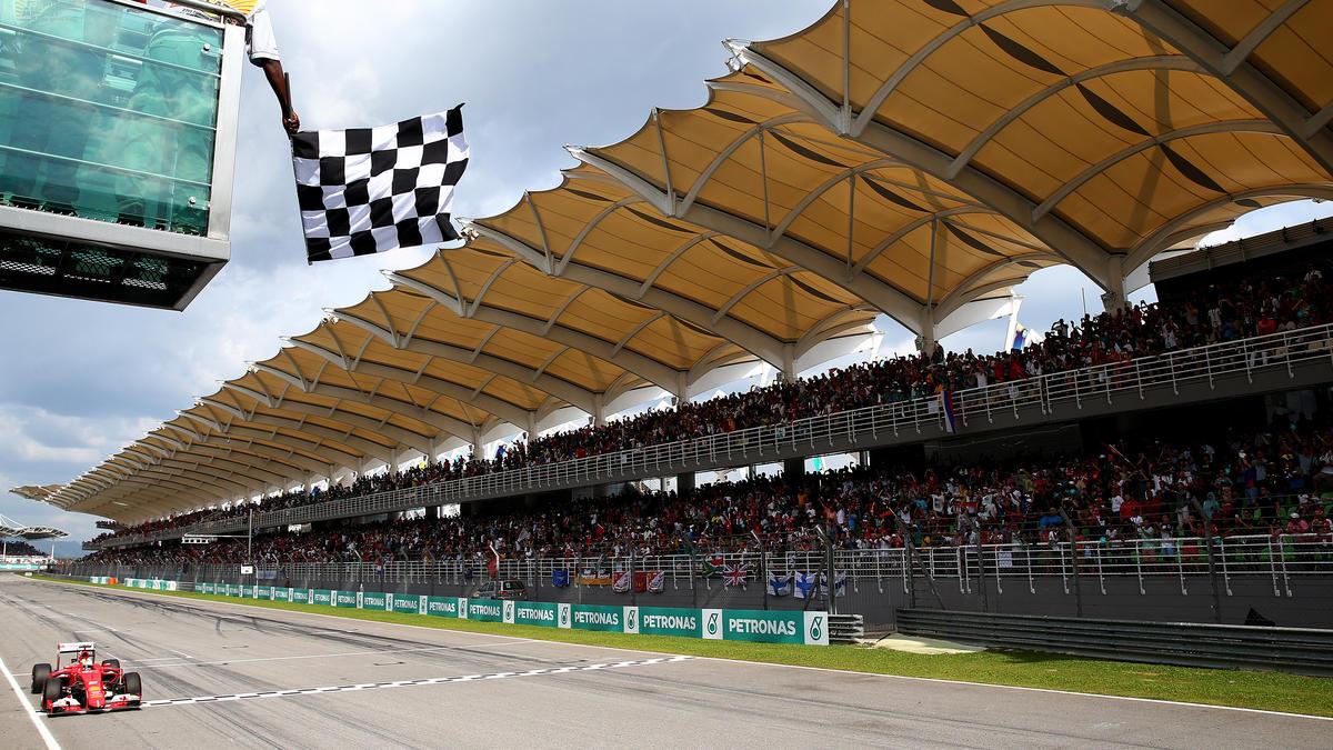 Die karierte Flagge ist ab 2019 nicht mehr das offizielle Singal für das Rennende