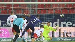 Der VfL Osnabrück glich bei Jahn Regensburg nach 0:2 und 1:3 noch aus