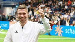 Die Zukunft von Lukas Podolski ist weiter ungeklärt