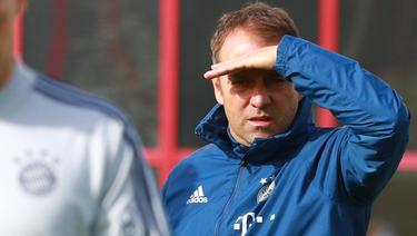 Bleibt Hansi Flick über den Sommer hinaus beim FC Bayern München?
