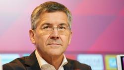 Herbert Hainer ist seit rund zwei Monaten Präsident des FC Bayern