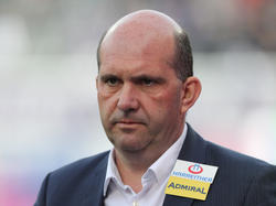 Austria-Sportdirektor Ralf Muhr will den Ball flach halten