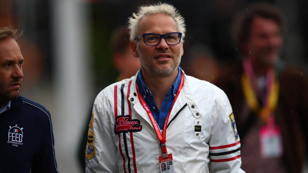 Jacques Villeneuve Vater